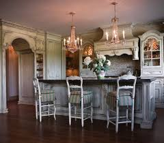 French Country Kitchen Cabinets Photos White French Country Kitchen Cabinets Home Design Ideas