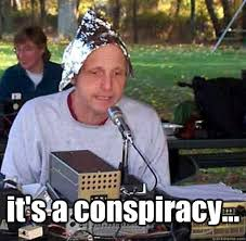 Tin Foil Hat Meme - tin foil hat guy memes quickmeme