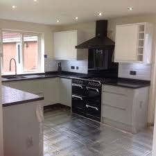 our new kitchen which we designed with wickes i love the white