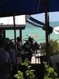 Backyard Restaurant Key West Upstairs Louie U0027s Backyard Key West Picture Of Louie U0027s Backyard