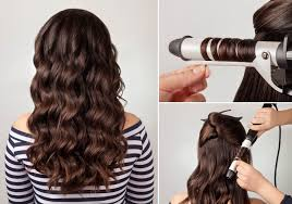 how to curl your hair fast with a wand how to curl your hair in different ways e blogarithm