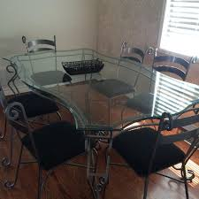 cast iron glass table best guc cast iron glass table for sale in oshawa ontario for 2018