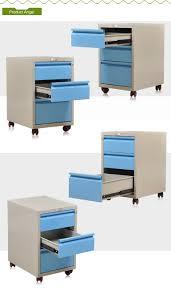 3 Door Filing Cabinet by Nylon Ckd White Long Steel Mobile Caddy Pedestal Tambour Door