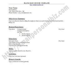 Resume Templates Copy And Paste Copy Of Resume Format Copy Resume Ecordura Copy Of A Resume 11