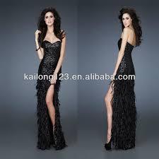 bcierron long sparkly black prom dresses images