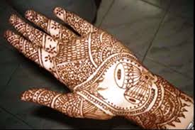 henna mehandi designs for palms with pictures