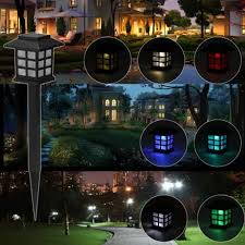 Outdoor Solar Landscape Lights by Popular Landscaping Lighting Fixtures Buy Cheap Landscaping