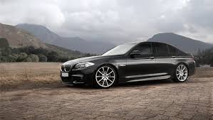 bmw black wallpaper bmw 5 black side view f10 hd picture image