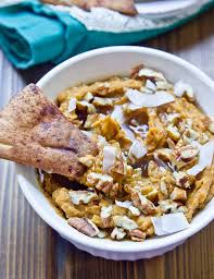 sweet potato pie dessert hummus zest