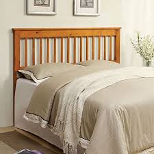Solid Wood Headboard Queen by Berks Mission Style Oak Finish Full Queen Size Solid Wood