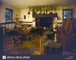 17th century dutch kitchen stock photo royalty free image
