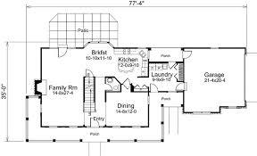 Manor House Floor Plan 4 Bedroom 3 Bath Colonial House Plan Alp 09jf Allplans Com