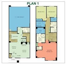 1 floor plans fair oaks walk phase 1 floor plans