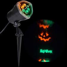 halloween spotlights amazon com halloween projector lights ghosts witches bats