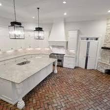 kitchens with ornamental white granite mediterranean kitchen