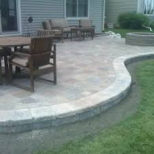 Stones For Patio Ideas Beautiful Patio Pavers For Awesome Patio Design