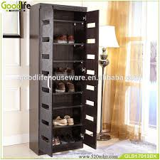 Tall Shoe Cabinet With Doors by Teak Wooden Shoe Cabinet Furniture Teak Wooden Shoe Cabinet
