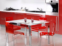 kitchen cabinets furniture ikea red kitchen chairs stainless