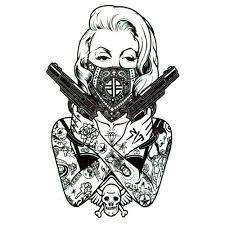 yeeech temporary tattoos sticker for 007