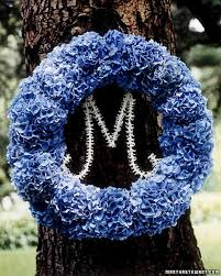 wedding wreaths wedding wreaths martha stewart weddings