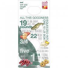 zeal u2013 grain free fish dog food