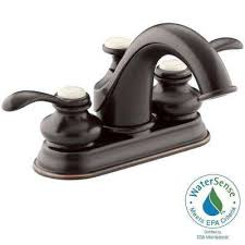 rubbed bronze bathroom sink faucets bathroom faucets the