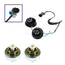 lexus es300 knock sensor wiring harness knock sensor with harness pair kit set for chevy gmc silverado