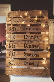best 25 pallet wedding ideas on pinterest wooden wedding