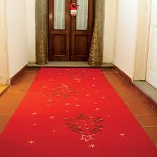 tappeti natalizi tappeto rosso natalizio d mail
