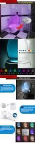 body sensing automatic led motion sensor night lamp toilet bowl