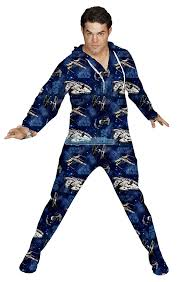 wars space ships footie pajamas pic fanboy fashion