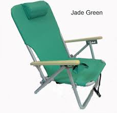Lightweight Aluminum Webbed Folding Lawn Chairs Copa 4 Position Aluminum Folding Backpack Chair
