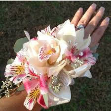 orchid wrist corsage cymbidium orchid wrist corsage in downey ca chita s floral designs
