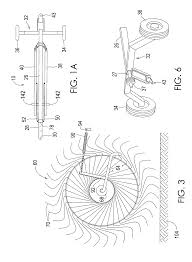 patent us8240118 combination of hay rake and baler with hay