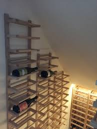 how to build a wine rack in a kitchen cabinet how to combine ikea items to build your own wine rack