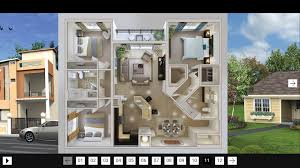 3d Home Design Game Online For Free by 3d Model Home Android Apps On Google Play