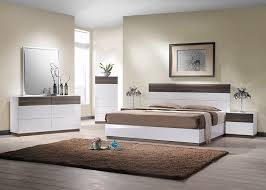High Gloss Bedroom Furniture Adorable High Gloss Bedroom Furniture Of Design Mdf White Walnut