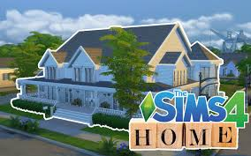 country mansion the sims 4 house building country mansion