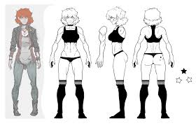 character sheet for claudia by andava on deviantart