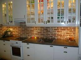 kitchen backsplash wallpaper ideas faux backsplash wallpaper brick wallpaper kitchen on 0 brick
