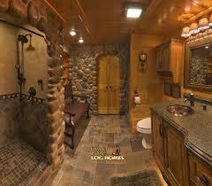 bathroom ideas log homes interior design