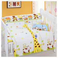 Plain Crib Bedding Solid Color Crib Bedding Home Inspirations Design 8pieces