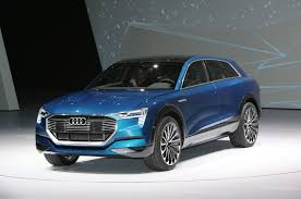 suv audi all electric audi q6 e tron coming in 2018 with 300 miles of range