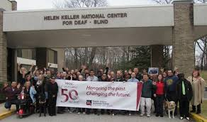 Diana Adams Blind Hknc Helen Keller National Center For Deaf Blind Youths U0026 Adults