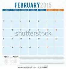 calendar 2015 march vector design template stock vector 210595543