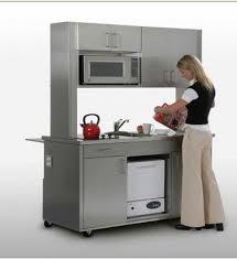 Kitchen Movable Cabinets Portable Kitchen Unit Rapflava