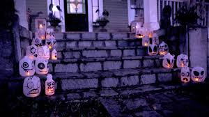 halloween yard lighting diy halloween decorations diy