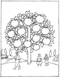 apple tree coloring page johnny appleseed maze coloring page crayolacom johnny appleseed