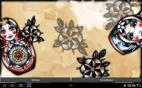 matryoshka and flowers tattoo designs all tattoos for men