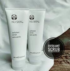 Pemutih Wajah Nu Skin jual exfoliant scrub nu skin scrub wajah yang bagus dari nu skin